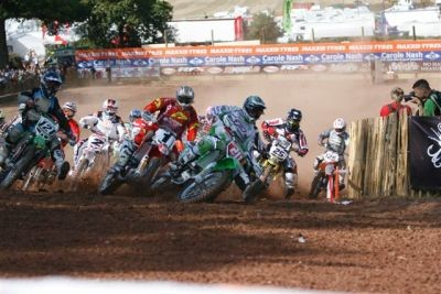 Pontrilas Motocross Track photo